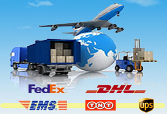 courier services & express services from china