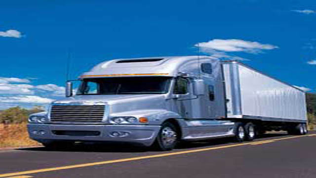 Road freight forwarder from China