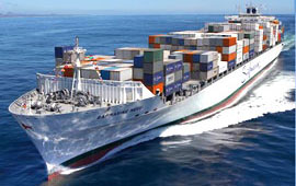 Sea/Ocean freight forwarders in china