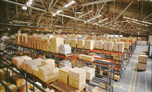 warehousing service in china